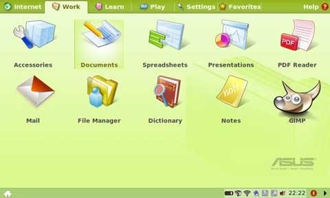 The ASUS Eee Desktop