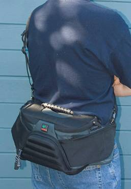 The Kata W-92 Waist Pack