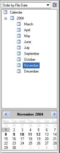 Timeline(Calendar) View