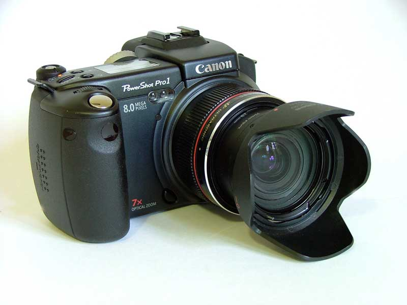 The Canon PowerShot Pro1