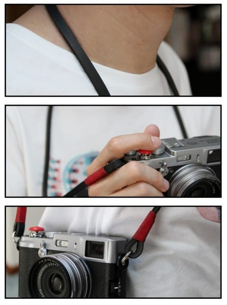 Gordy's Camera Straps - Neck Strap