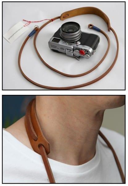 Gordy's Camera Straps - Neck Strap + Neck Pad