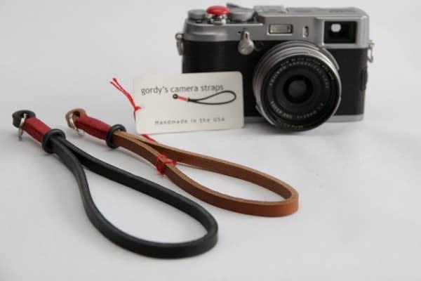 Gordy's Camera Straps - Wrist Straps