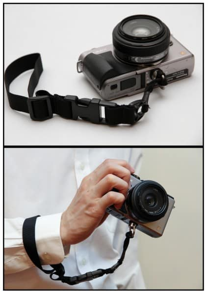 BlackRapid SnapR20 - Hand Strap Configuration