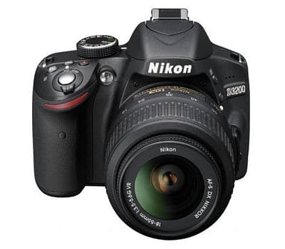 Nikon-D3200