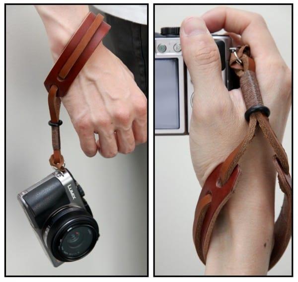 Gordy's Camera Straps - Wrist Strap + Wrist Pad