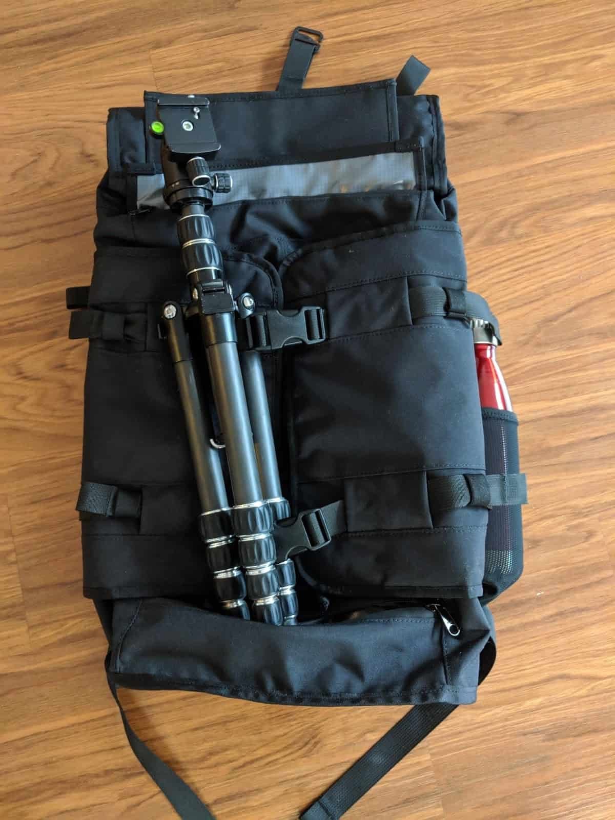 Backpack for camera