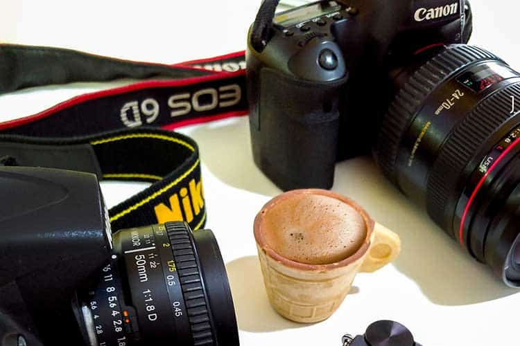 Canon-vs-Nikon-Lenses