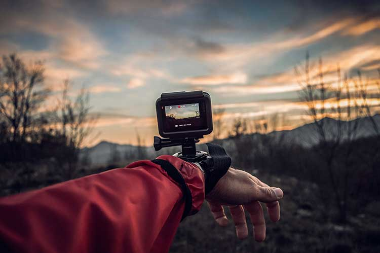 Introducing the best action cameras under 100 dollars
