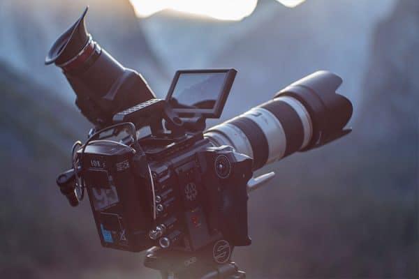 Telephoto cam lens